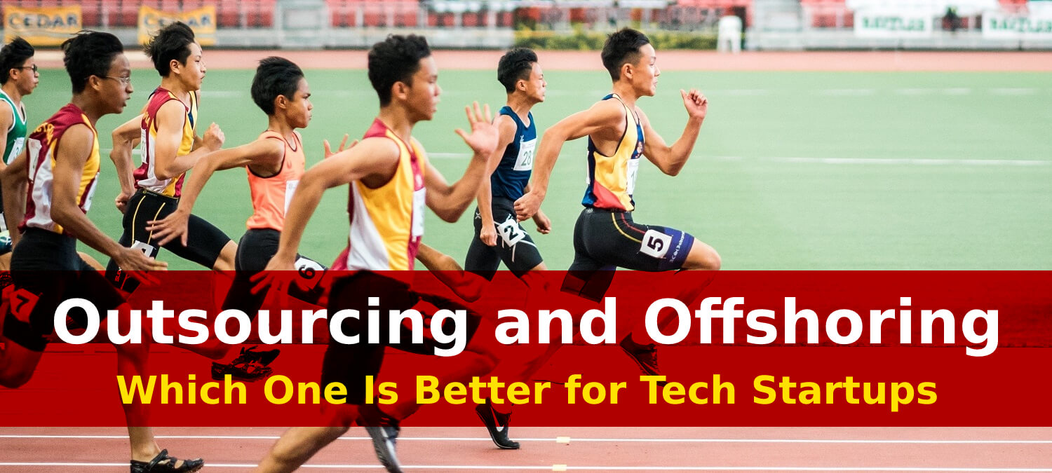 software outsourcing and offshoring for tech startup