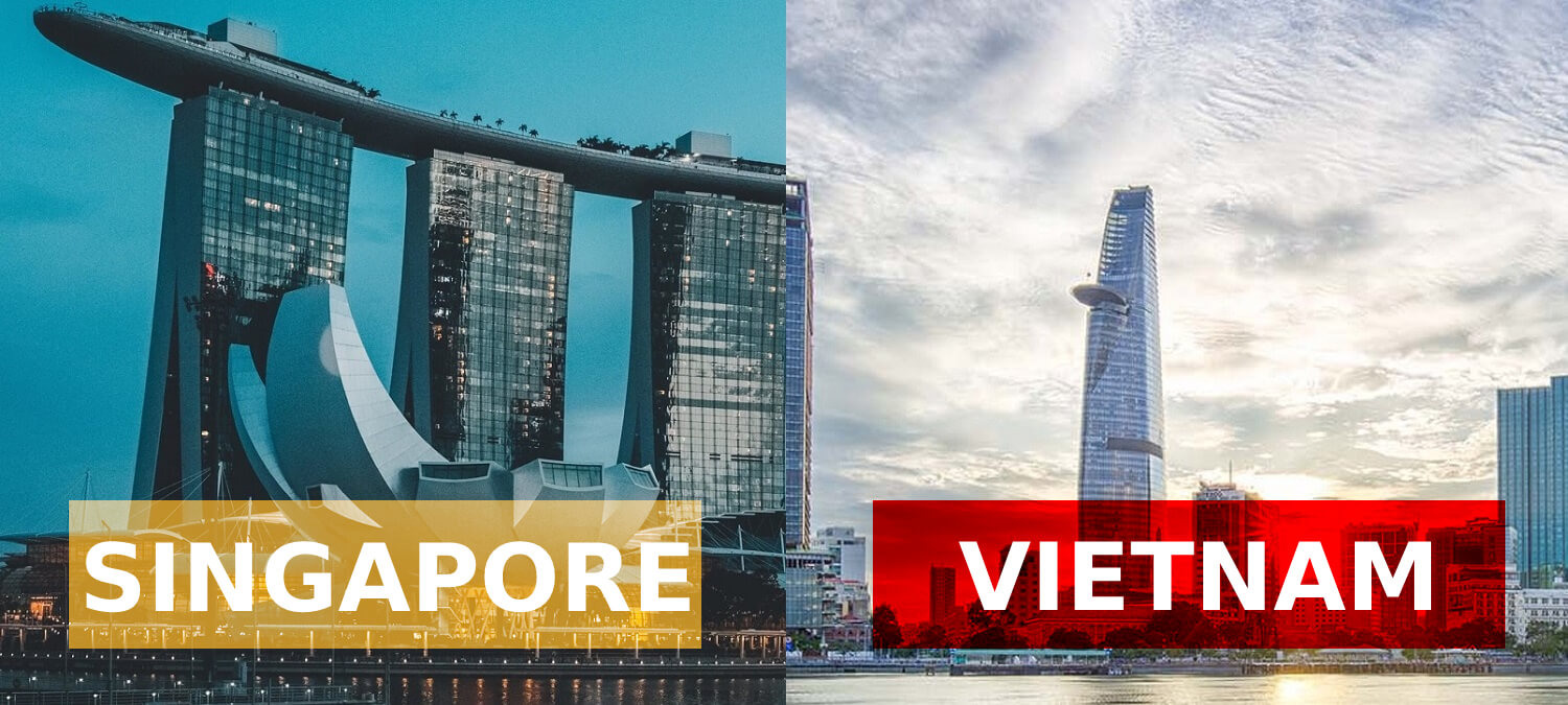 Why Sinapore Startups Should Expand Business To Vietnam