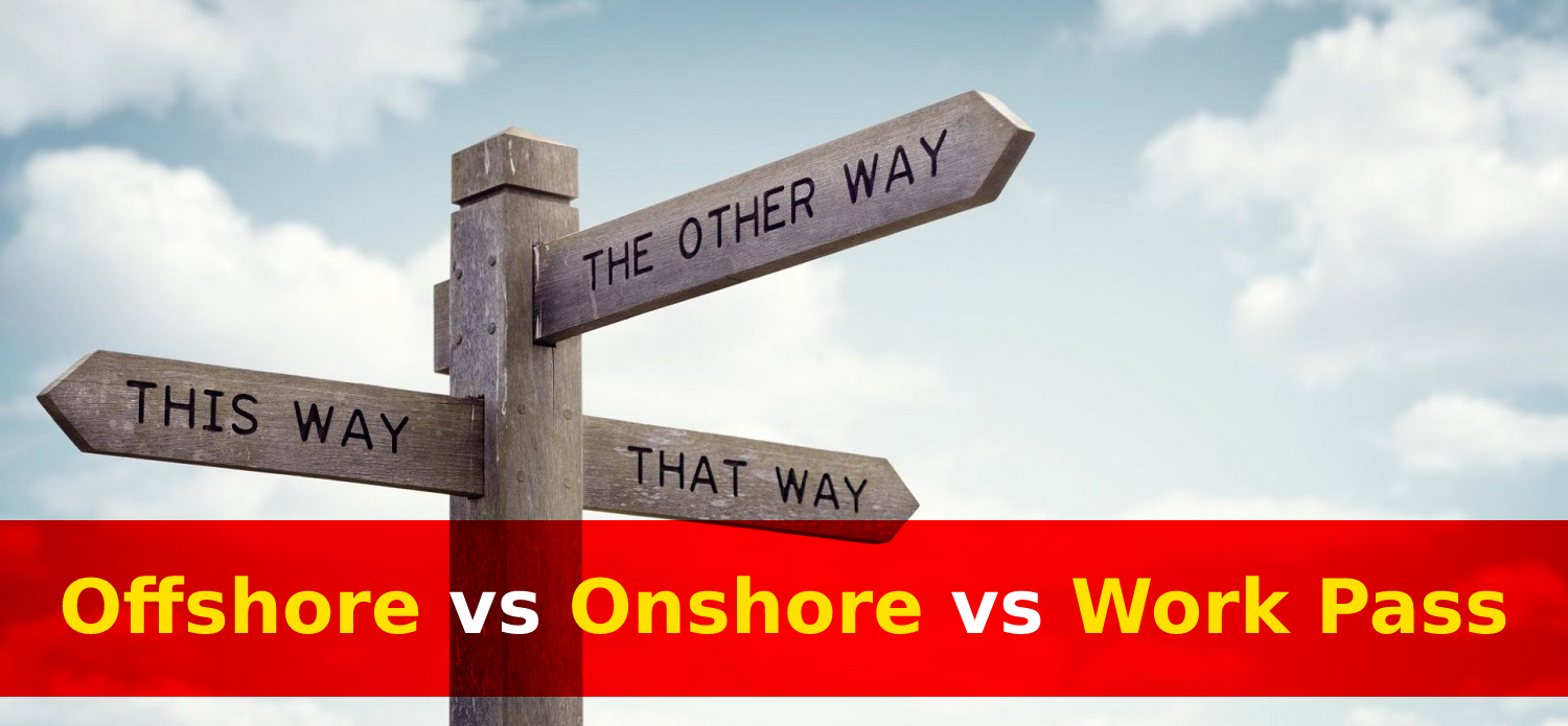 offshore outsource workpass developer salary