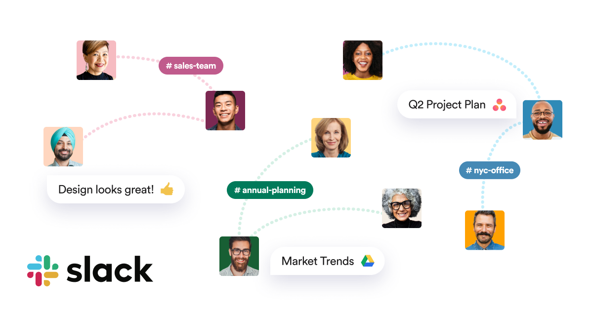Slack is our top-pick for remote work communicating with your onshore/offshore team