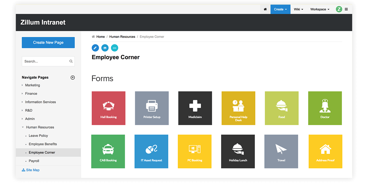 Zoho is our new favorite tool for its robust features in managing your offshore team